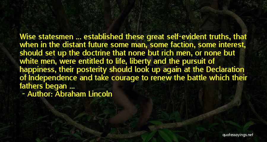 Set Up Quotes By Abraham Lincoln