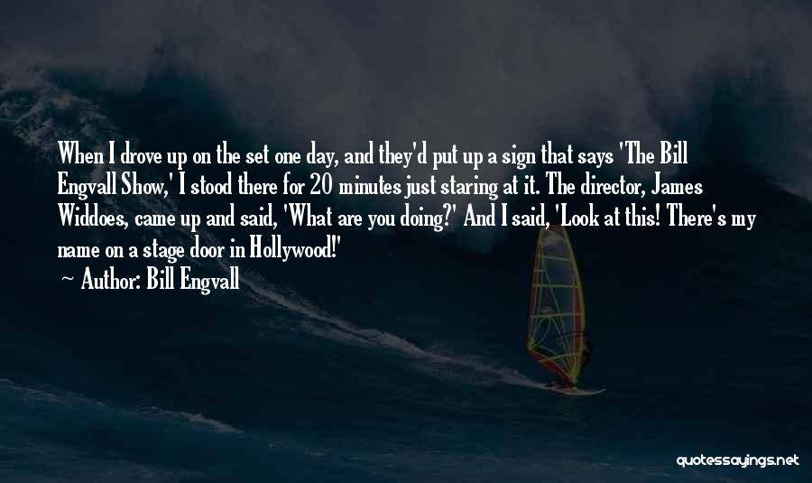 Set Up Quotes By Bill Engvall