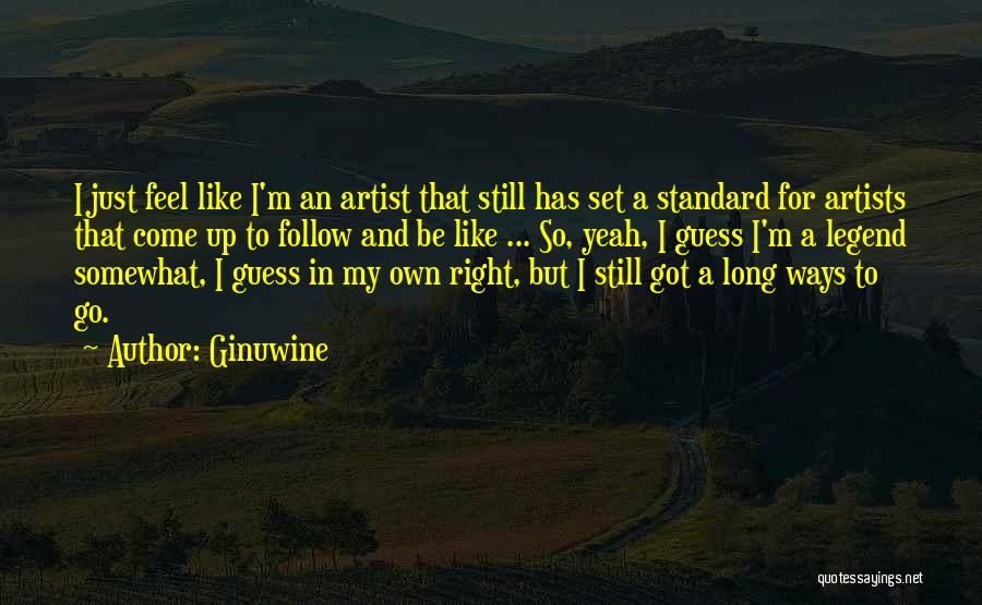 Set Up Quotes By Ginuwine