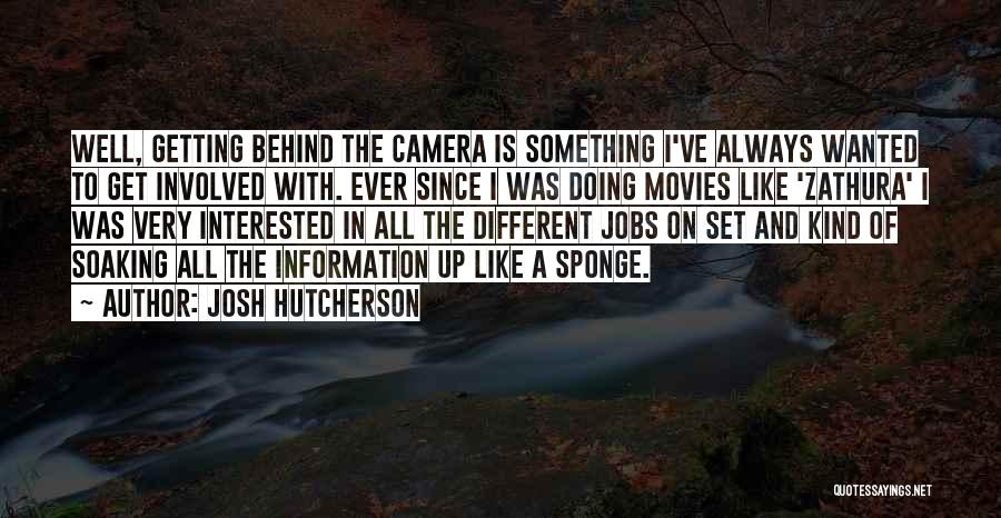 Set Up Quotes By Josh Hutcherson