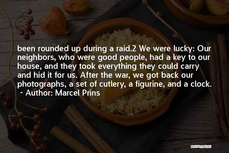 Set Up Quotes By Marcel Prins