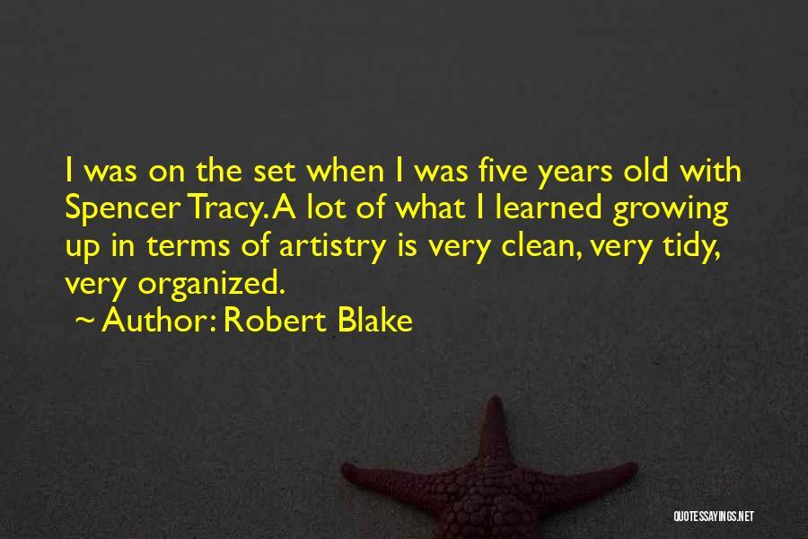 Set Up Quotes By Robert Blake