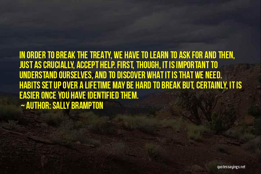 Set Up Quotes By Sally Brampton