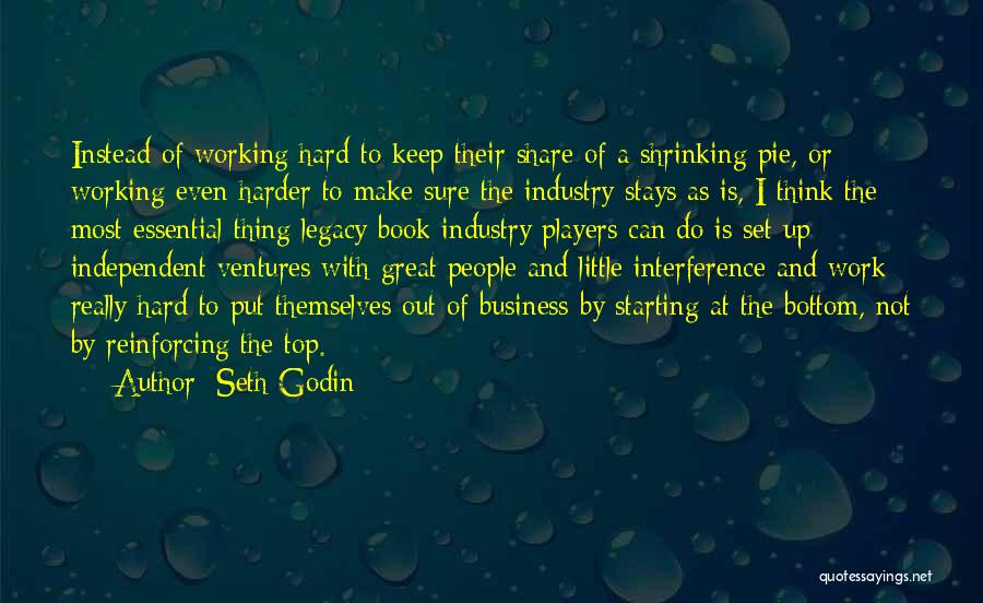Set Up Quotes By Seth Godin