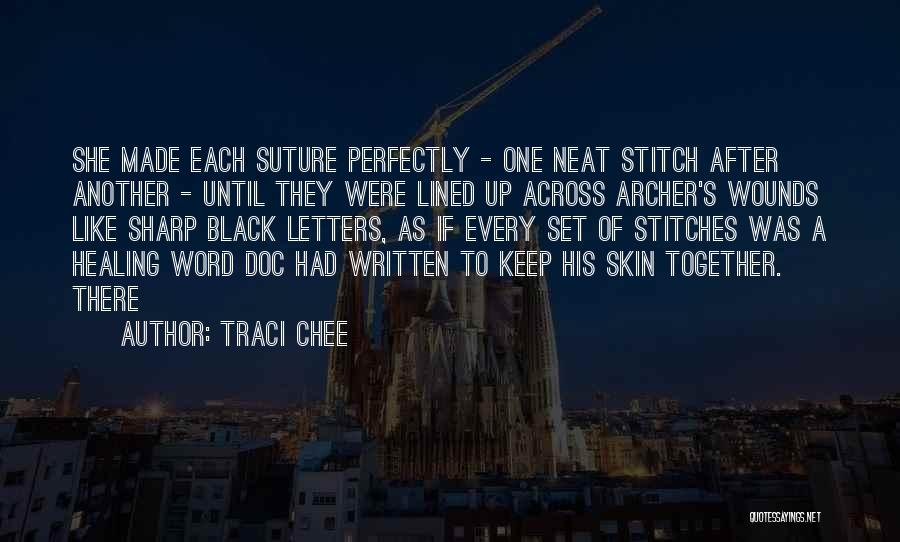 Set Up Quotes By Traci Chee