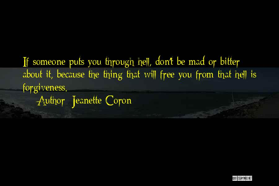 Set You Free Quotes By Jeanette Coron
