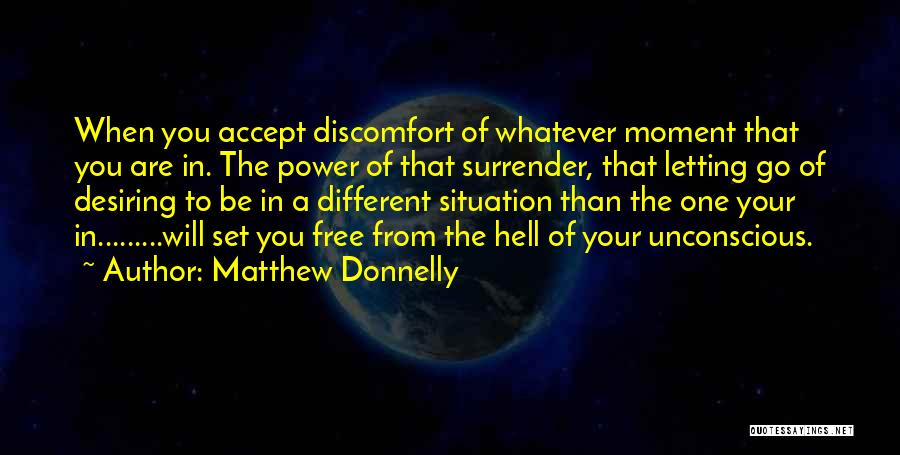 Set You Free Quotes By Matthew Donnelly
