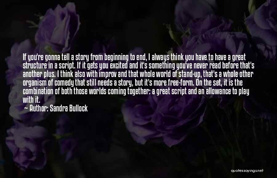 Set You Free Quotes By Sandra Bullock
