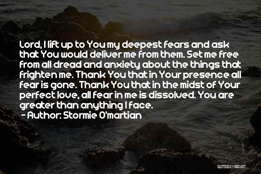 Set You Free Quotes By Stormie O'martian