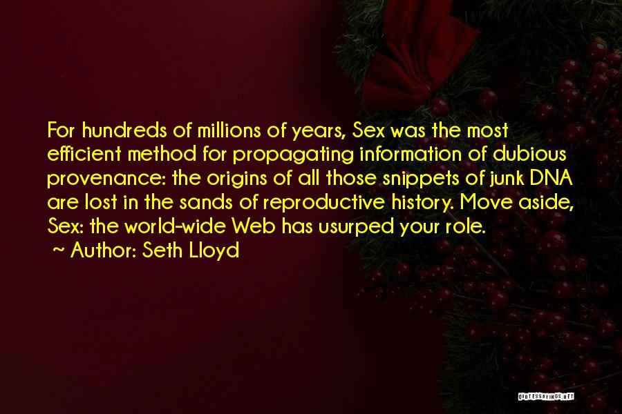 Seth Lloyd Quotes 1127090