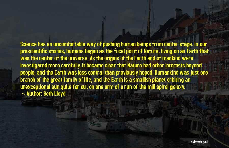 Seth Lloyd Quotes 1184968