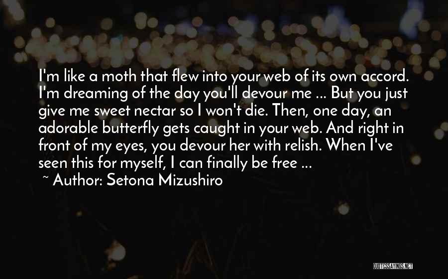 Setona Mizushiro Quotes 274506