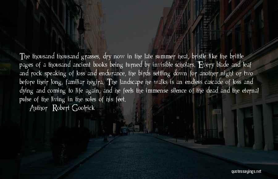 Settling Down In Life Quotes By Robert Goolrick