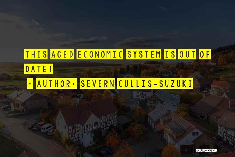 Severn Cullis-Suzuki Quotes 494692