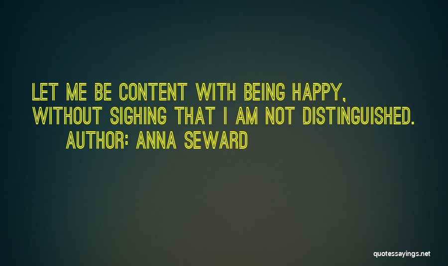 Seward Quotes By Anna Seward