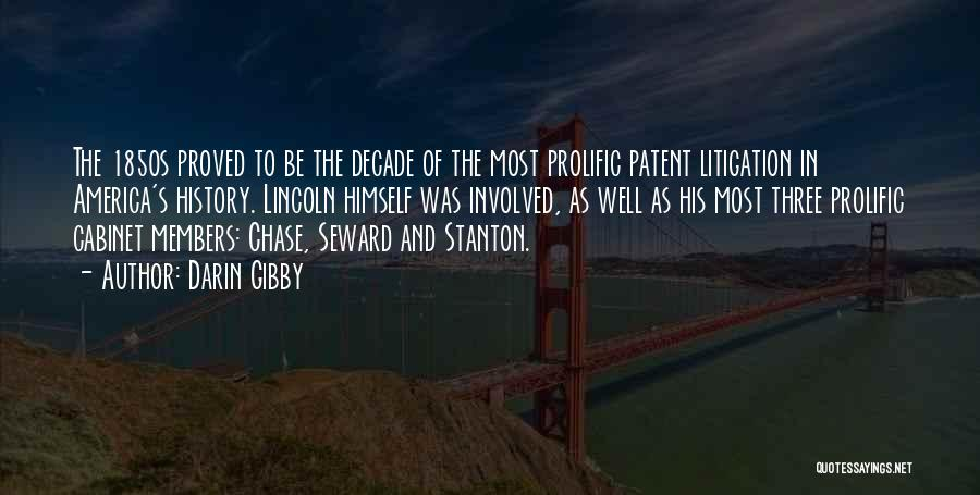 Seward Quotes By Darin Gibby