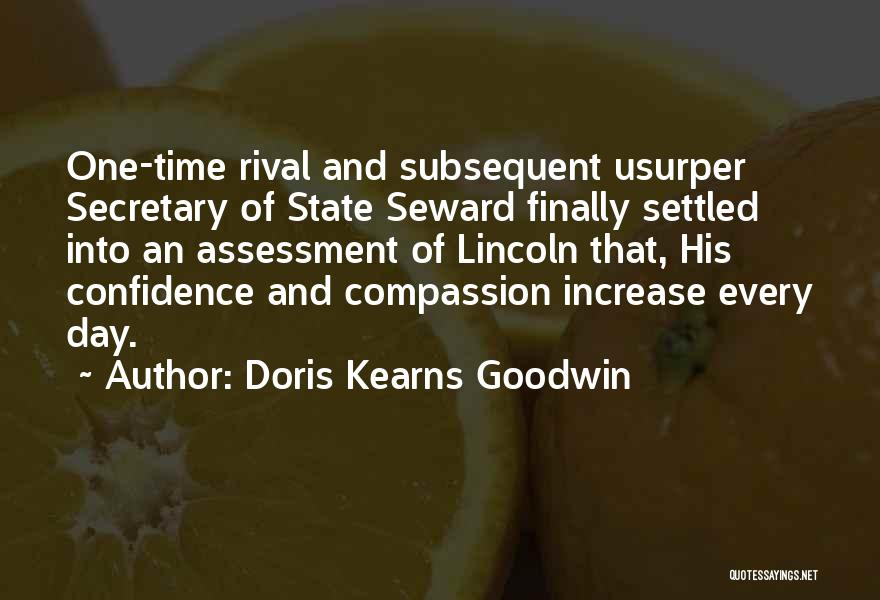 Seward Quotes By Doris Kearns Goodwin
