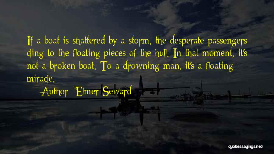 Seward Quotes By Elmer Seward