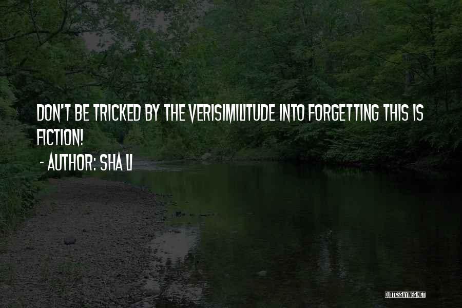 Sha Li Quotes 959717