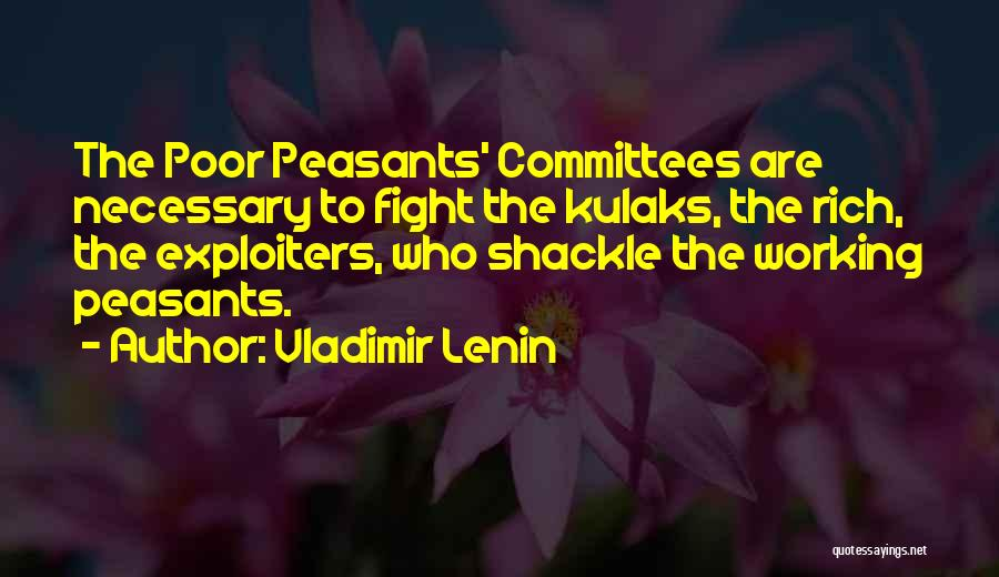 Shackle Quotes By Vladimir Lenin