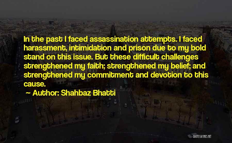 Shahbaz Bhatti Quotes 1091398