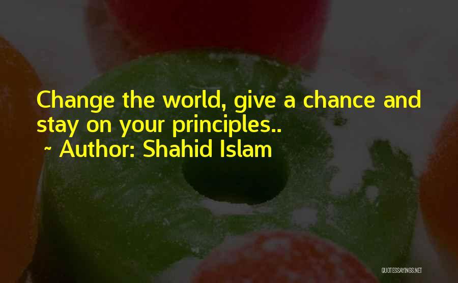 Shahid Islam Quotes 790420