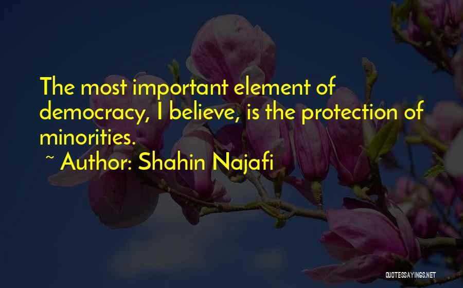 Shahin Najafi Quotes 1773191