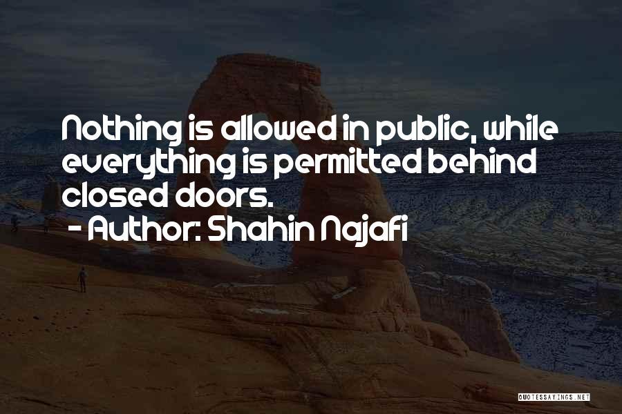 Shahin Najafi Quotes 1808124