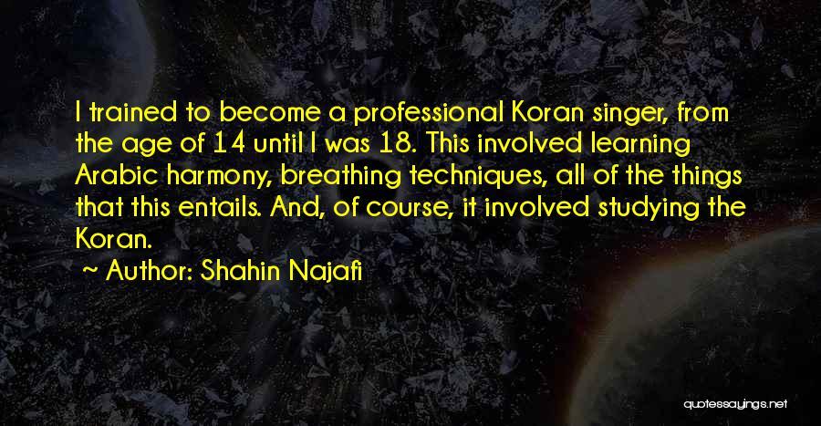 Shahin Najafi Quotes 2066051