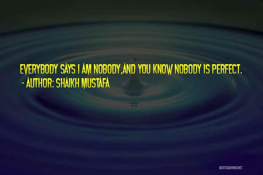 Shaikh Mustafa Quotes 678682