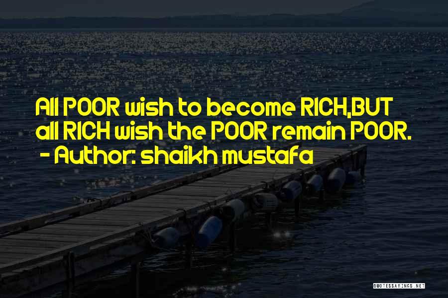 Shaikh Mustafa Quotes 708250