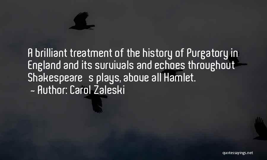 Shakespeare's Hamlet Quotes By Carol Zaleski