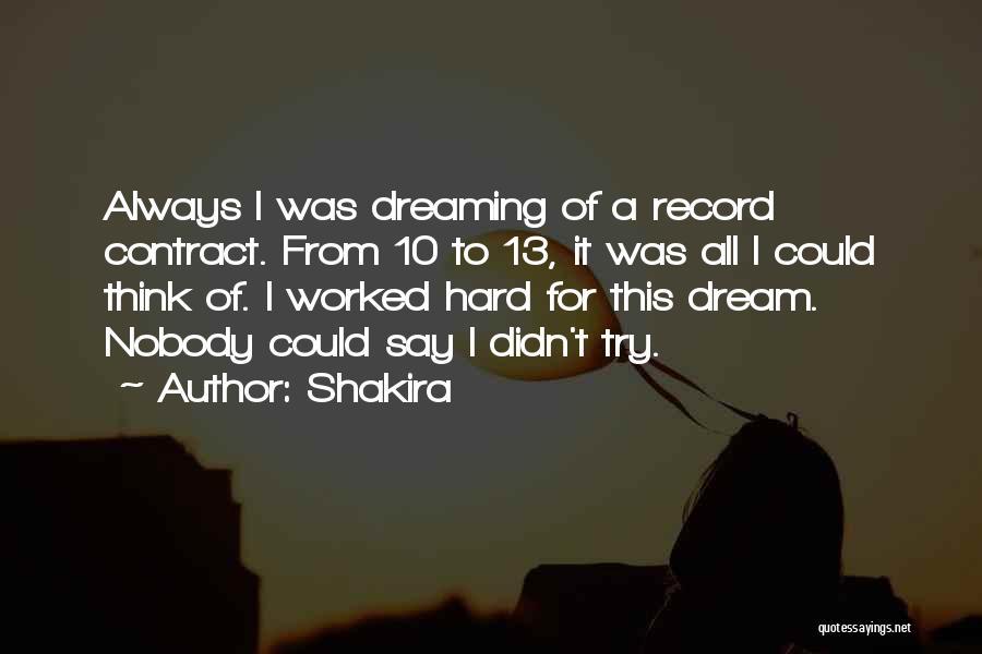 Shakira Quotes 1038782