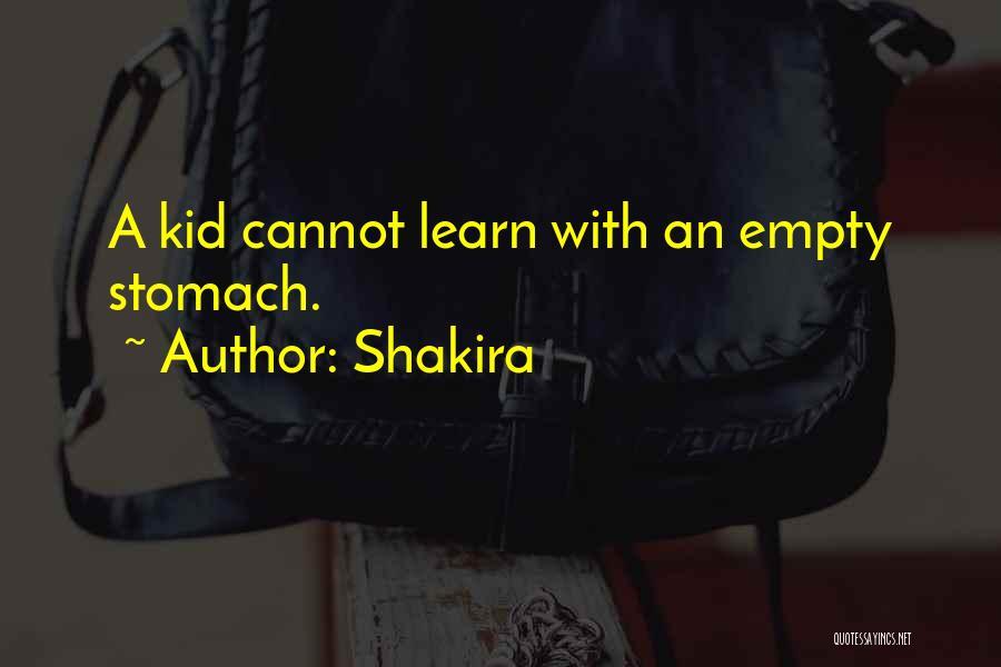 Shakira Quotes 1055419