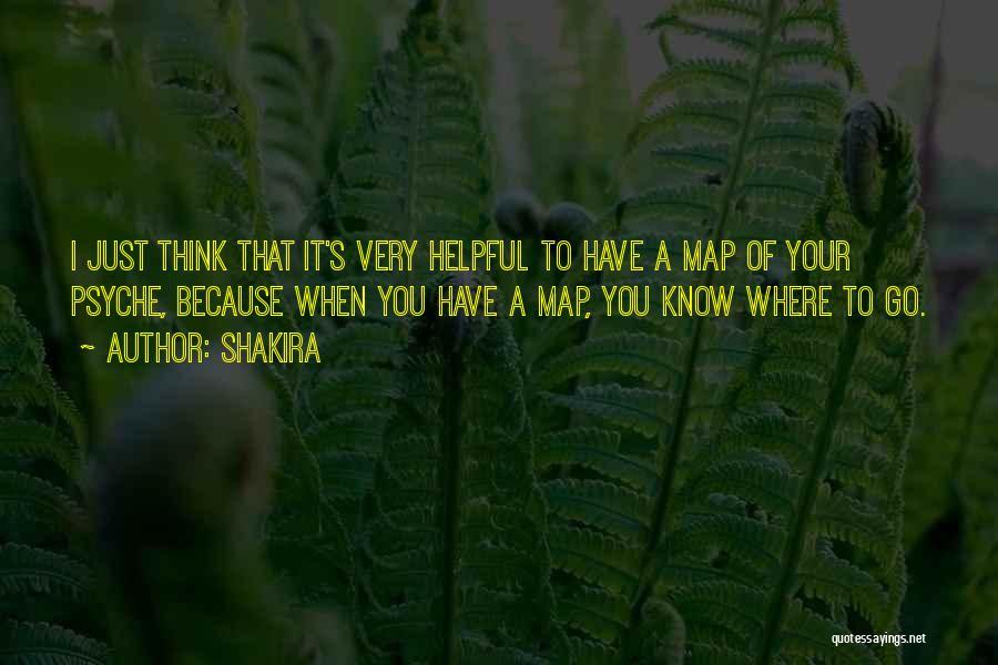 Shakira Quotes 1121403