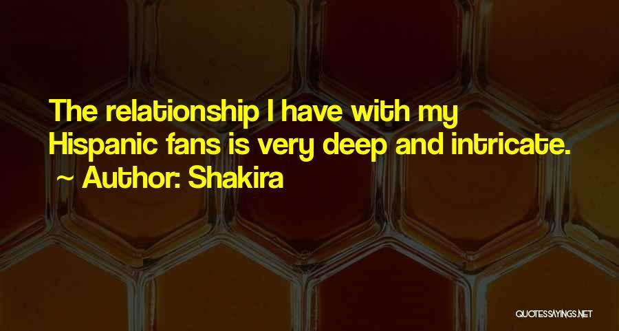 Shakira Quotes 1449415