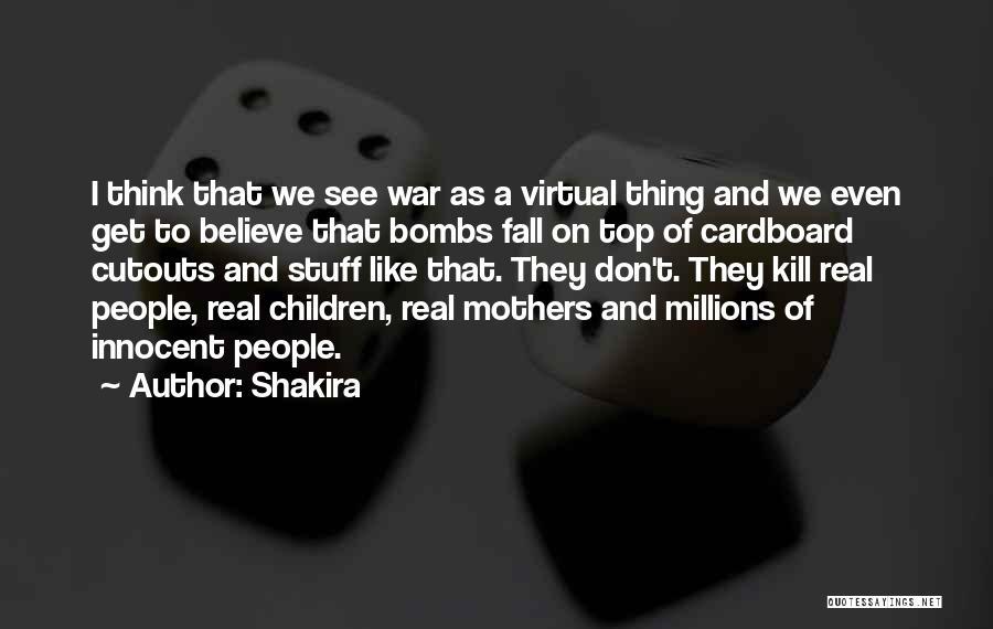 Shakira Quotes 1526496