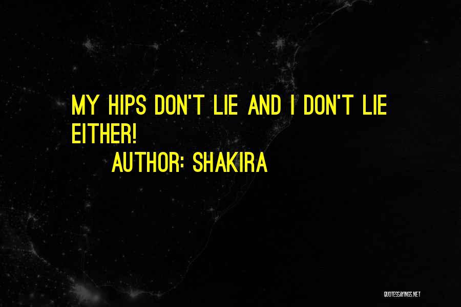 Shakira Quotes 1627443