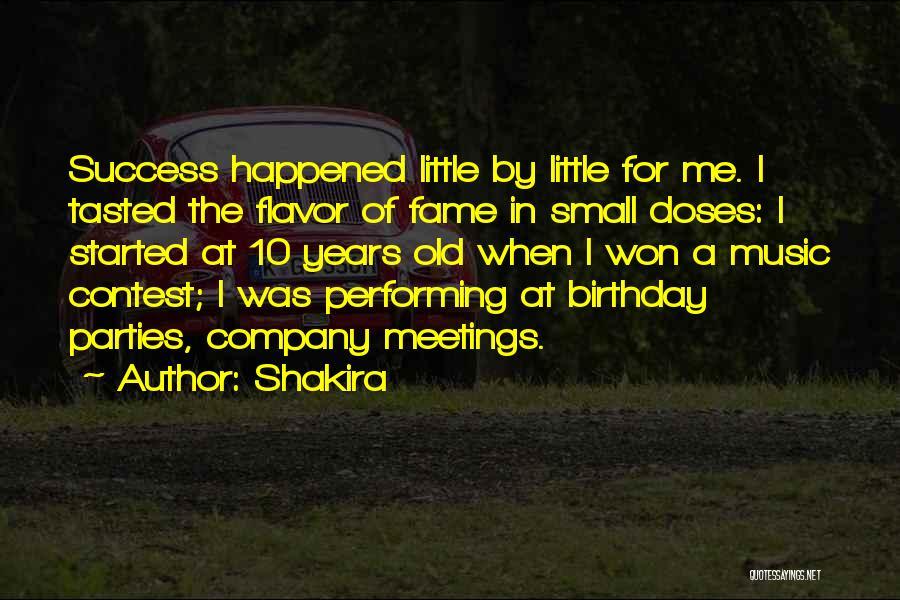 Shakira Quotes 1796789