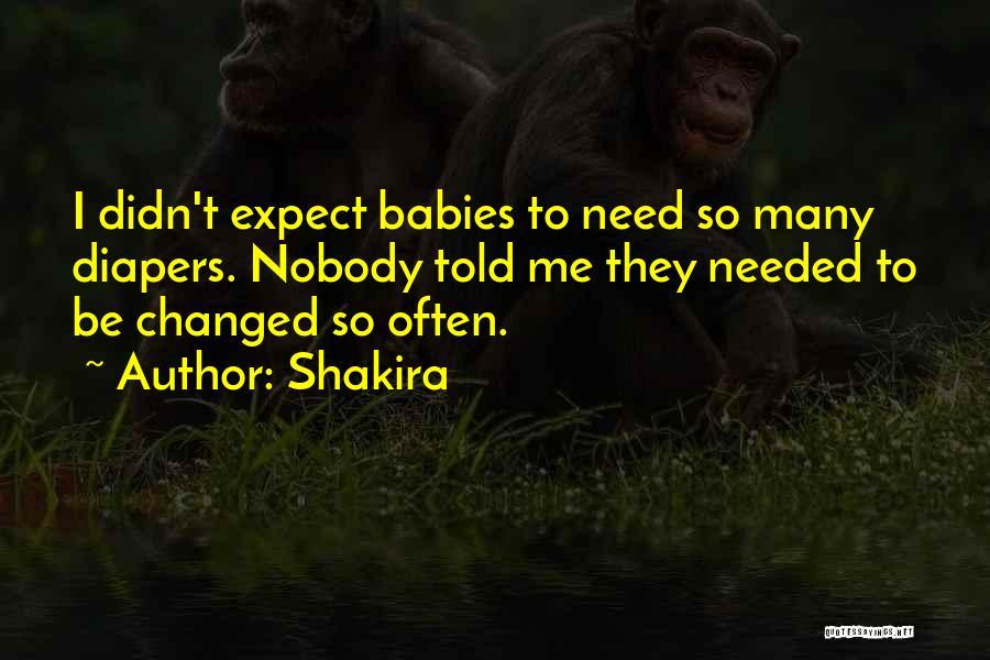 Shakira Quotes 1885111
