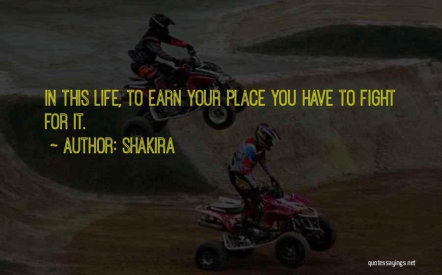 Shakira Quotes 1892429