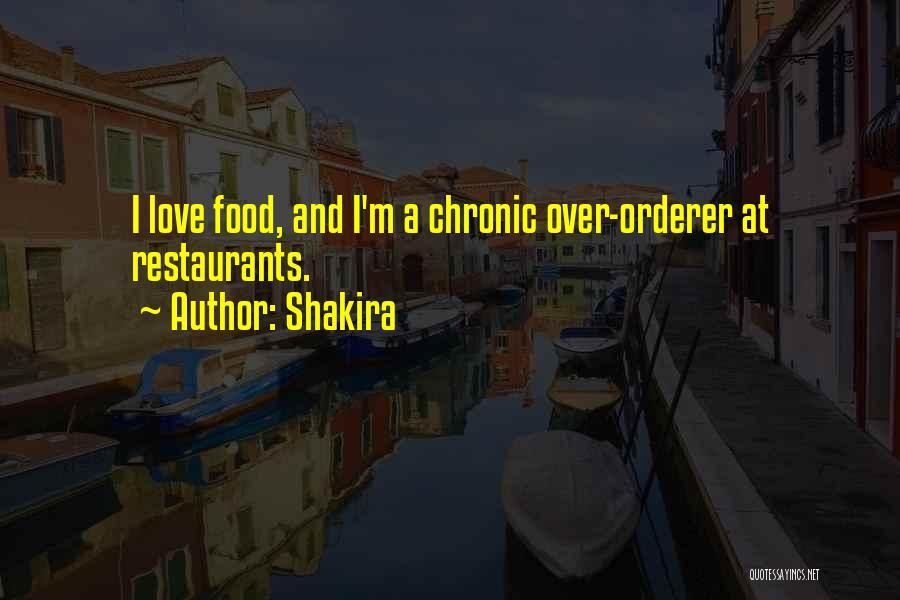 Shakira Quotes 1941945
