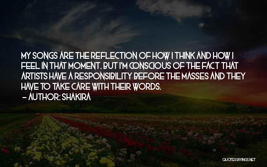 Shakira Quotes 1975792