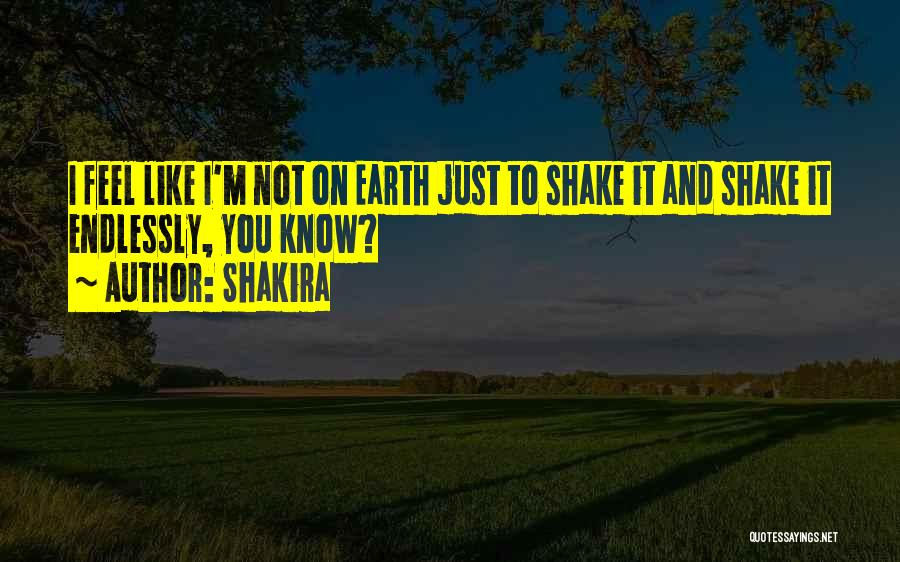Shakira Quotes 2123857