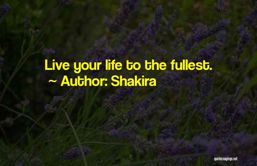 Shakira Quotes 2231803