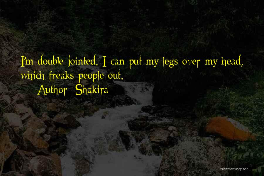 Shakira Quotes 241147