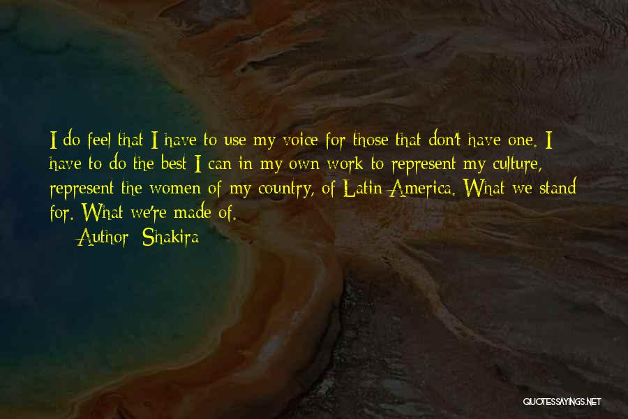 Shakira Quotes 254177