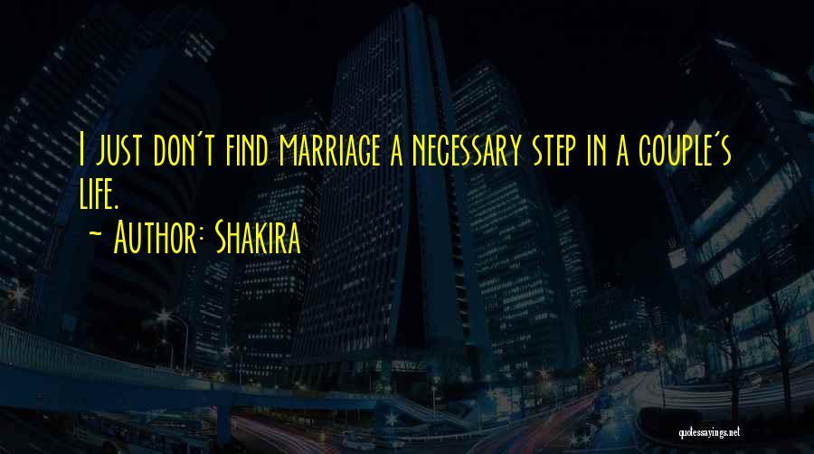 Shakira Quotes 357783