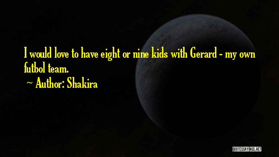 Shakira Quotes 375339