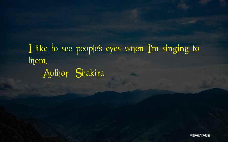 Shakira Quotes 389147